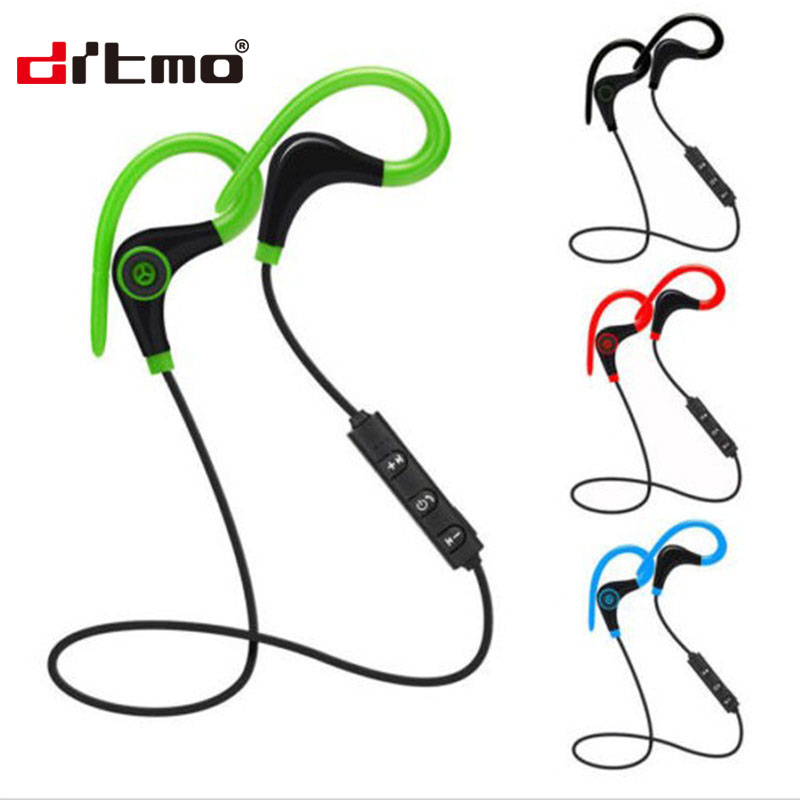 4.1 Stereo Bluetooth Technology High Qualit Sports Wireless After Hanging Bluetooth Headphone for Xioami iPhone Meizu Smartphone