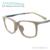 Men Square Acetato De Monturas de Gafas de Acetato De Madera Textura Gafas Para La Miopía y La Presbicia Lentes