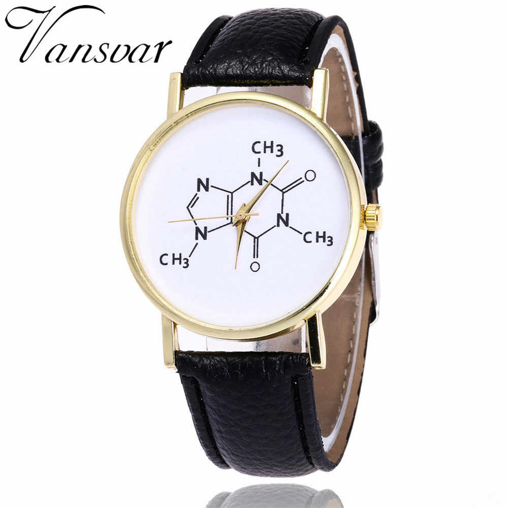 Cheap Watches For Mens Women Funny Numbers Dial Quartz Wrist