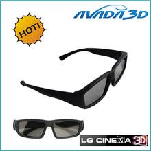 8a36bb1f3b ATFUNG 10pcs Lot Circular Polarized 3D Glasses Passive Eyewear for LG TV RealD  3D
