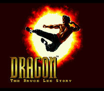 Dragon The Bruce Lee Story 16 bit MD Game Card For Sega Mega Drive For Genesis(China)