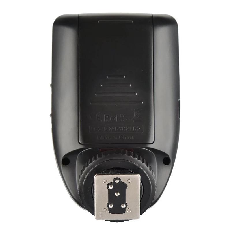 Image 4 - Godox Xpro N i TTL II 2,4G беспроводной триггер Высокоскоростная синхронизация 1/8000s X система с ЖК экраном передатчик для Nikon DSLRПульты и триггеры    АлиЭкспресс