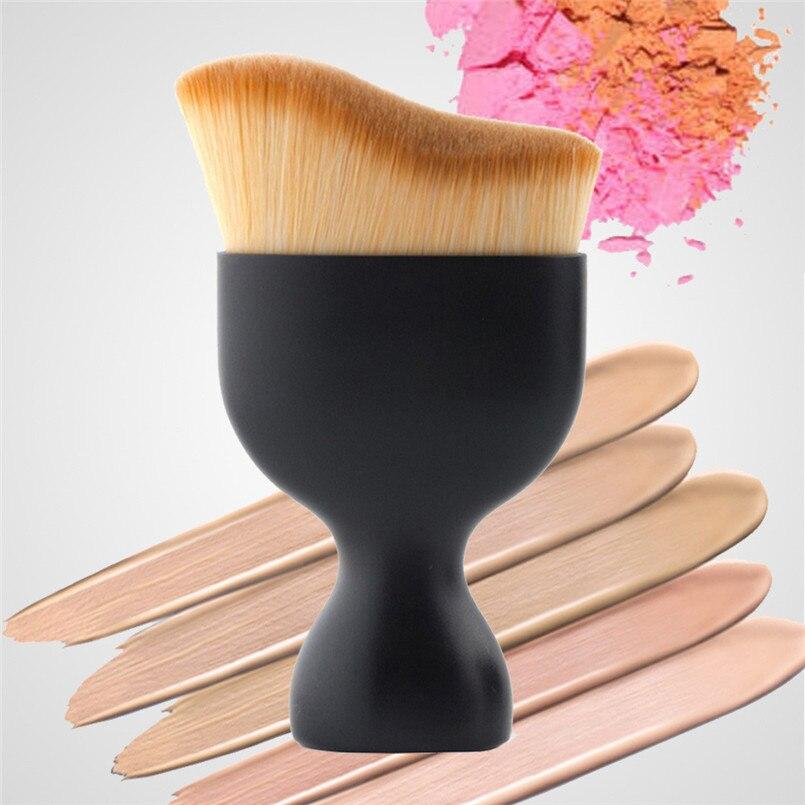 2019 New Powder Foundation Eyebrow  Blush Cosmetic Make Up Brushes Concealer Brush B1