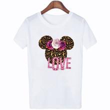 FIXSYS New Arrival Women T Shirt Casual Summer Tops Tee Cute Lady Cartoon T-shirts Fashion Short Sleeve Female T-shirt