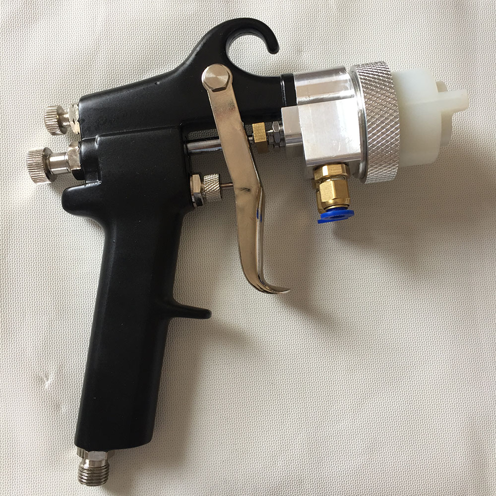 SAT1182 Air Paint Spray Guns Airbrush Professional Pressure Feed Spray Gun for Car Painting Stainless Steel Nozzle Spray Gun