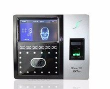 ZKTeco iface702 Biometric Facial Fingerprint Scanner Time Attendance Time recording Device Door control Door code for Security