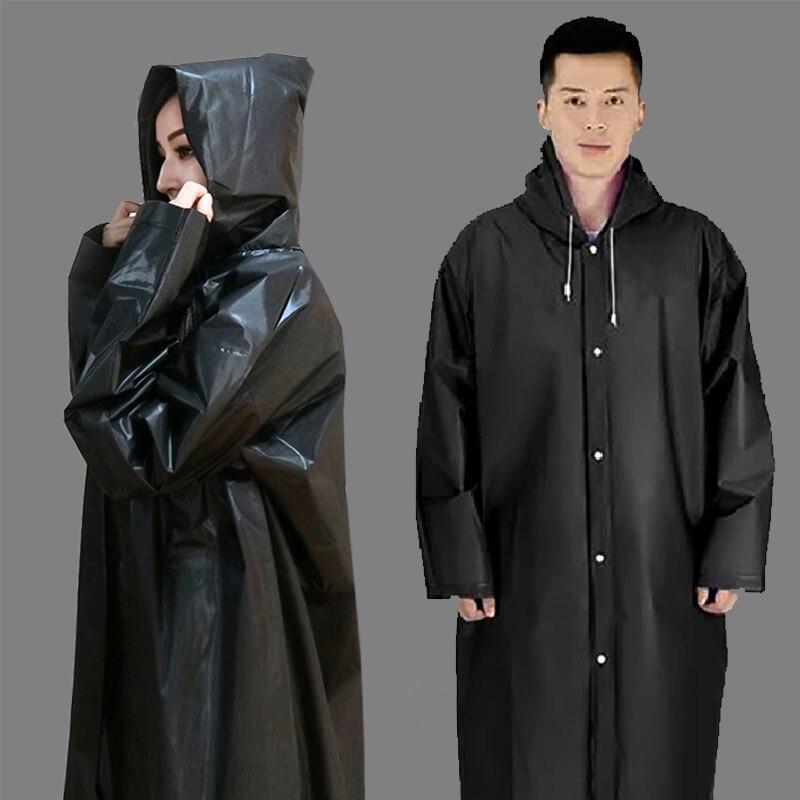 Raincoat Women Rainwear Men Rain Coat Impermeable Capa de chuva chubasquero Poncho Japan Waterproof Rain cape cover Hooded