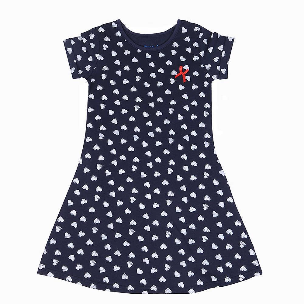 2017 verão mangas curtas meninas vestidos do vintage criança princesa roupas da escola crianças roupas do bebê trajes adolescentes vestido de festa wear