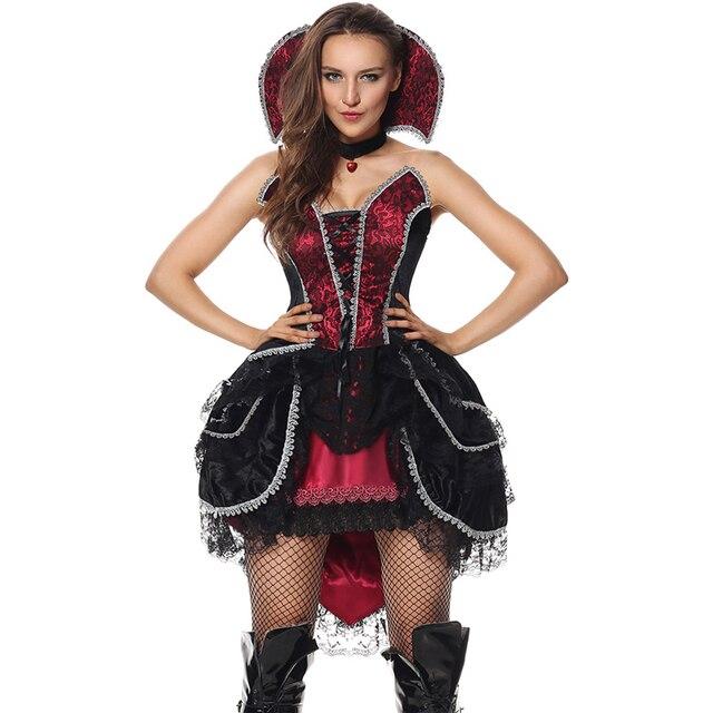 Sexy victorian halloween costumes