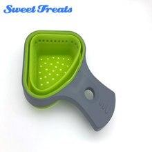 Sweettreats корзина для макаронных изделий фруктовые овощные дуршлаг для лапши воды Кухня инструмент