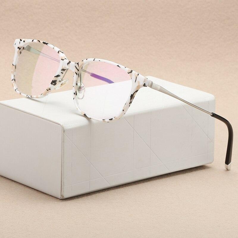 KOTTDO Neue Mode TR90 Brillen Rahmen Gläser Frauen Optischen Vintage ...
