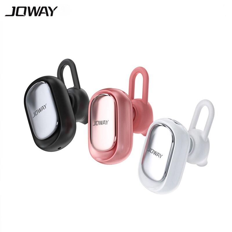 Joway H21 Mini Bluetooth Headset Wireless Headphones Bluetooth 4.1 Earphone Sport Driving Music Earbuds Mic for Xiaomi iphone remax 2 in1 mini bluetooth 4 0 headphones usb car charger dock wireless car headset bluetooth earphone for iphone 7 6s android