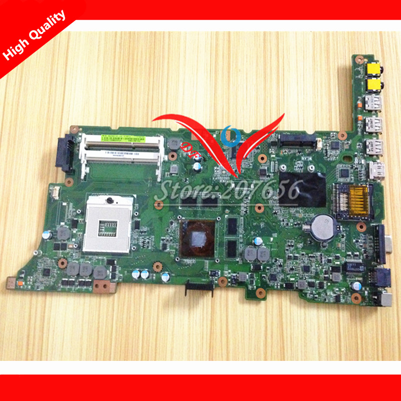 NEW Laptop Motherboard For ASUS K73SM K73SV Mainboard DDR3 K73SD REV:2.3 with video Graphics N13P-GL2-A1