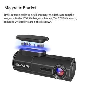 Image 3 - RUCCESS araba dvrı Full HD 1080P çizgi kam WIFI araba kamera kayıt cihazı 24H park monitörü gece görüş İngilizce/rusya versiyonu