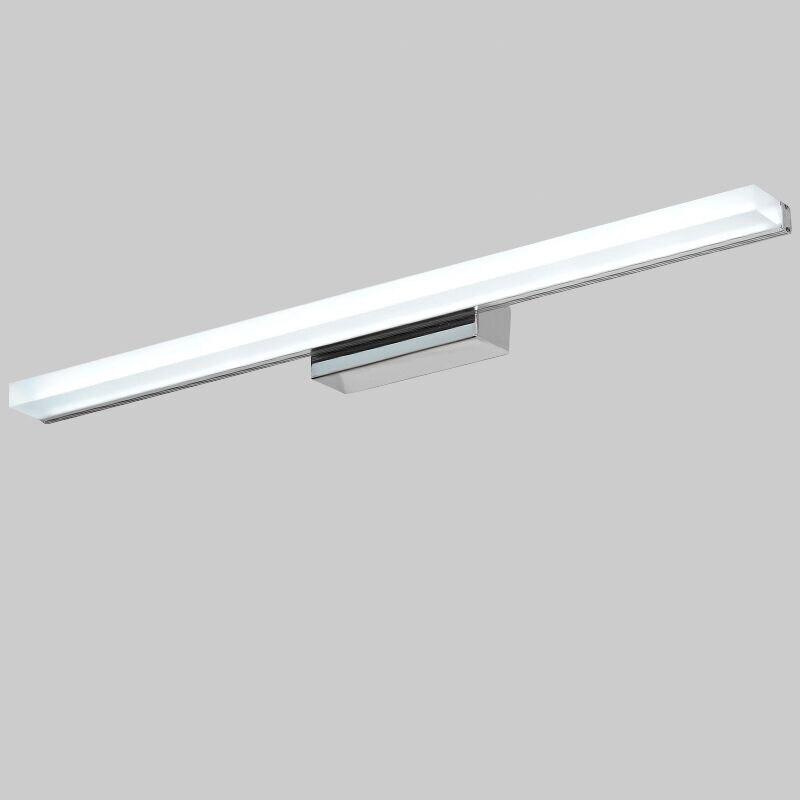 Longer LED Mirror Light 0.4M~1.5M bathroom light AC90 260V modern vanity light acrylic wall lamp bathroom lighting waterproof