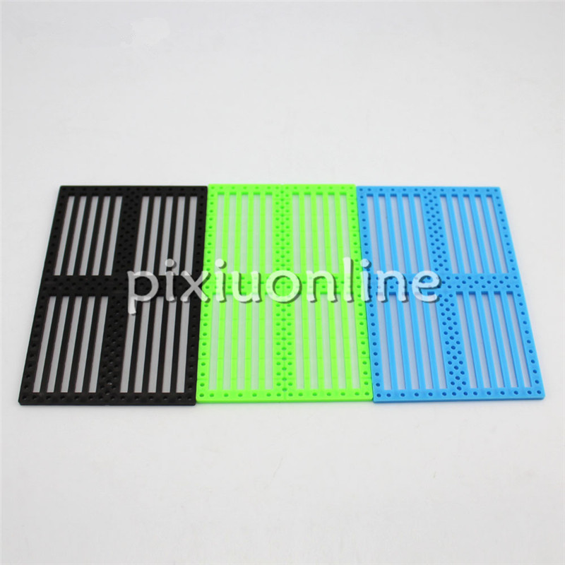 1pc J074 Plastic Board With Hole Multifunction Panel Model Car Shell Free Shipping Russia