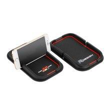 MUGEN R Design Anti-Slip Mat Car Mobile Phone GPS Holder for Honda Civic Crv Accord Fit Jazz City Volvo XC60 XC90 S60 V70 S80