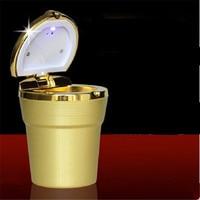 רכב סטיילינג סיגריה אוטומטית עם מנורת LED עבור מיצובישי לנסר פאג 'רו ASX האבולוציה Eclipse הנכרי Grandis מיראז'