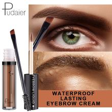 все цены на 4 Color Eyebrow Enhancers Liquid Cream Brush Kits Long-Lasting Easy To Wear Waterproof Eye Brow Tattoo Tint Beautiful Eye Makeup
