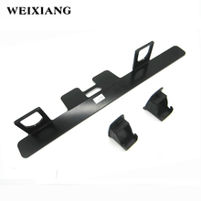 Universal Car Seat ISOFIX LATCH Belt Connector Interfaces Guide Bracket Car Baby Child Safety Seat Belt Holder For SUV & Saloon
