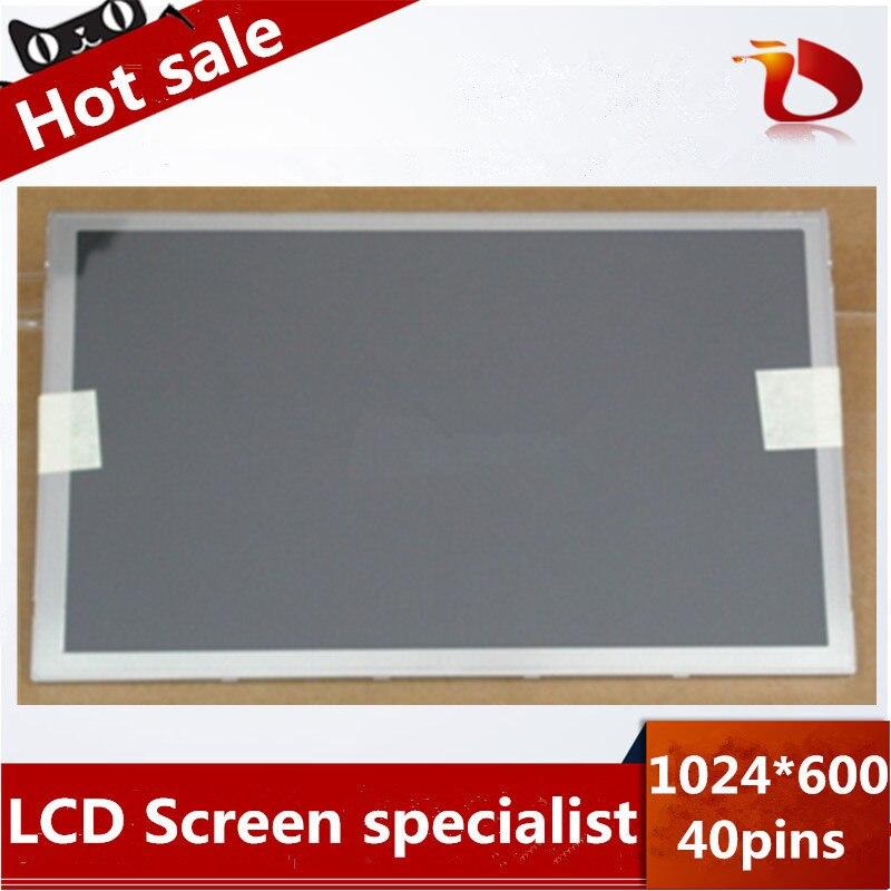 """100% עבודה מקורי + 10.1 """"מסך LCD HSD100IFW1 HSD100IFW4 למחשב Asus Eee PC 1001PXD Netbook WSVGA LED תצוגה"""