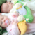 Manhattan Ervilha Bonecos de Recém-nascidos Do Bebê Plush Toy Placate Brinquedos Para As Crianças Boneca Sono-DBYC140 PT49