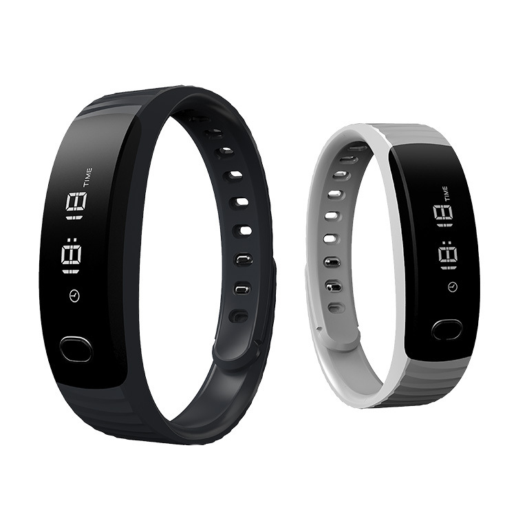 Symrun Smart Sport Band Bluetooth Bracelet Pedometer Fitness Tracker Smartband Remote Control Wristband Watch For Android
