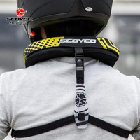 Scoyco N02B Kinght Cycling Motorcycle Neck Safety Protective Equipment Motocross Off road Motorbike Racing Neck Protective Gear