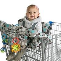 折りたたみ多機能ベビーショッピングカートカバークッション幼児トロリー座椅子マットシートカバープロテクター折りたたみクッション #20