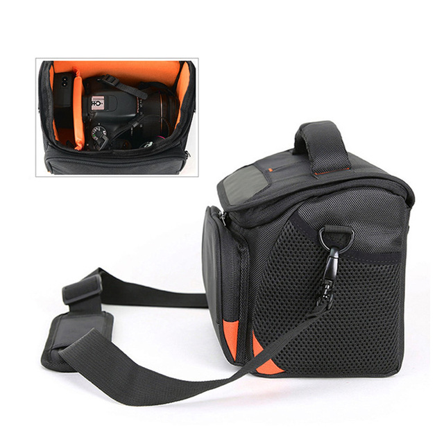 high quality Camera Bag for SONY DSC-HX300 HX400 H300 H400 RX10 HX200 shoulder case bag