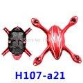 100% Оригинал Новый Hubsan H107C Части H107-A21 Кузова для Hubsan H107C Мини RC Qudcopter Часть