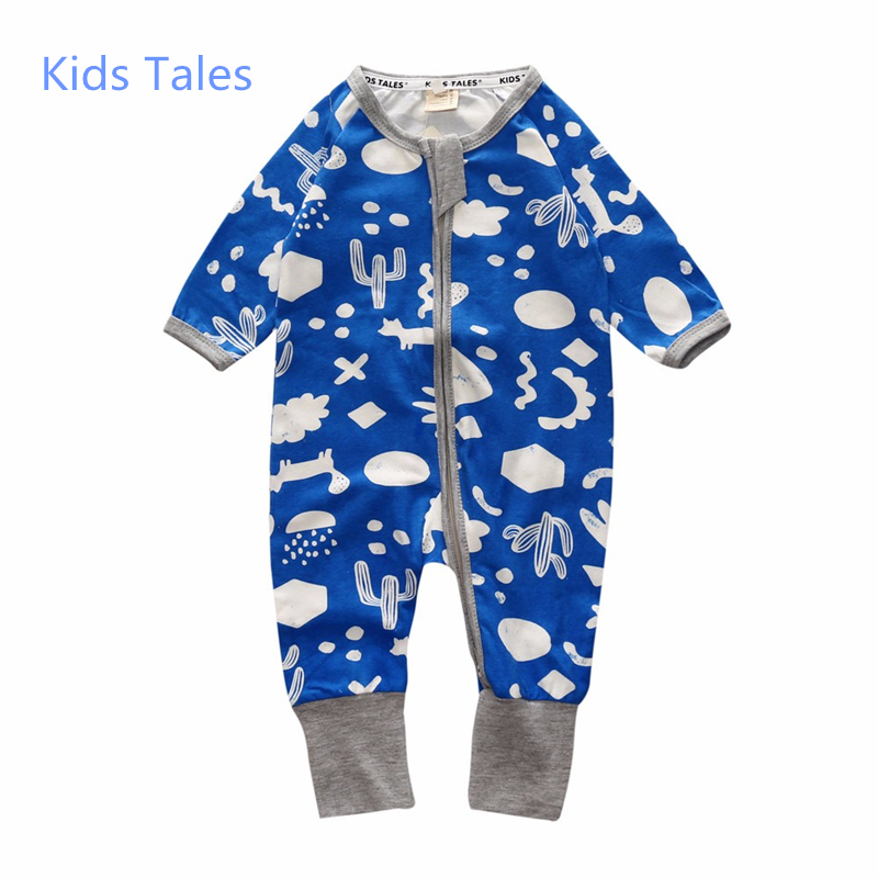 Fashion 2017 New Autumn Baby Rompers Long Sleeve Cotton Baby Boys Girls Jumpsuit Infant Newborn Clothes Kids Clothing Costume 2016 new newborn baby boys girls clothes rompers cotton tracksuit boys girls jumpsuit bebes infant long sleeve clothing overalls