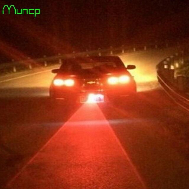 Muncp Car Tail Laser Fog Lamp Safety Warning Lights For Acura Rlx Cl El Csx Ilx Mdx Nsx Rdx Rl Slx Tl Tsx Vigor Zdx