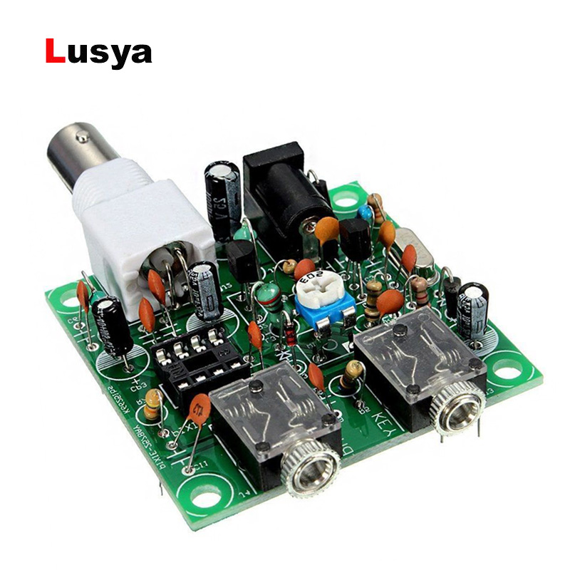 US $7 83 32% OFF|PIXIE HAM RADIO HF 40m CW QRP TRANSCEIVER 7 023 7 026MHz  DIY Kits F2 014-in Replacement Parts & Accessories from Consumer  Electronics