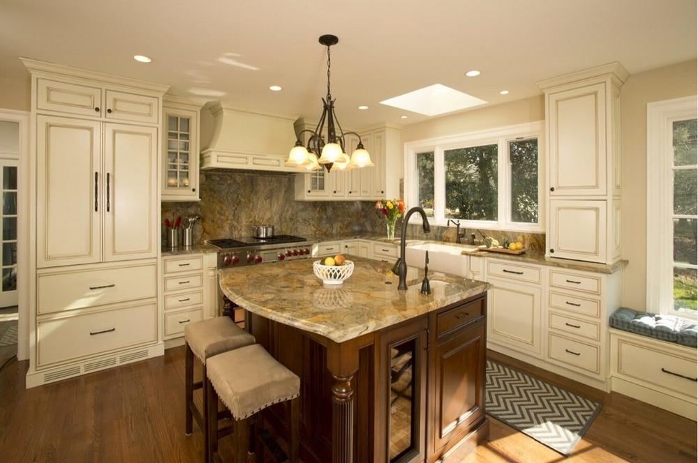 Mobili Cucina Legno Massello : ≧ armadio da cucina tradizionale in legno massello mobili da