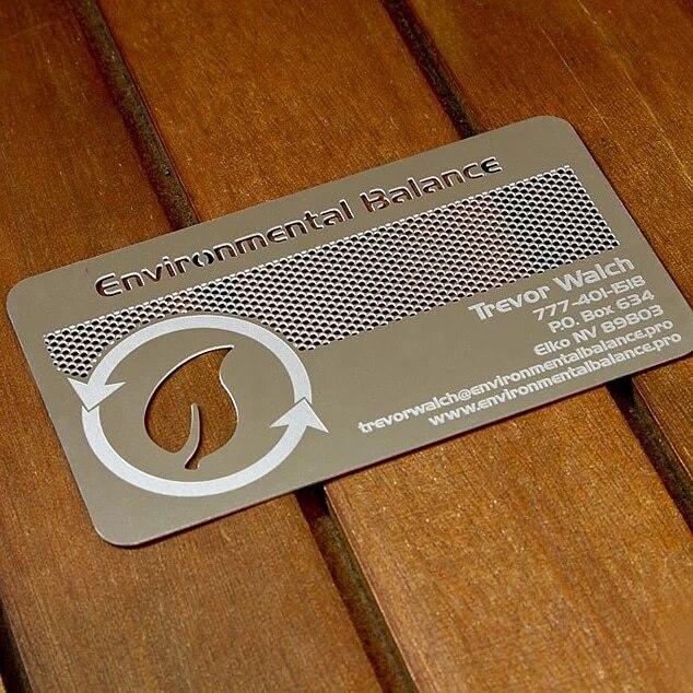 Vente Fabrication Personnalisee Impression En Acier Inoxydable Carte De Visite Metal Nom Pas Cher Prix