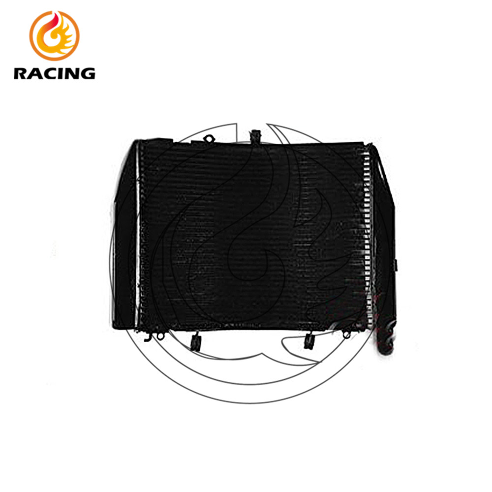 Motorcycle Aluminium Cooling Cooler Radiator For HONDA CBR600RR 2007 2008 2009 2010 2011 Motorbike Accessories Radiator kemimoto 2007 2014 cbr 600 rr aluminum radiator grille grills guard cover for honda cbr600rr 2007 2008 2009 2010 11 2012 13 2014