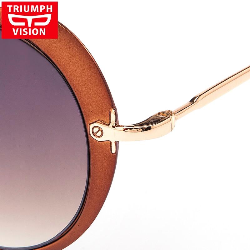 TRIUMPH VISION Heart Ladies Gafas de sol Diseñador de lujo Lunette - Accesorios para la ropa - foto 5