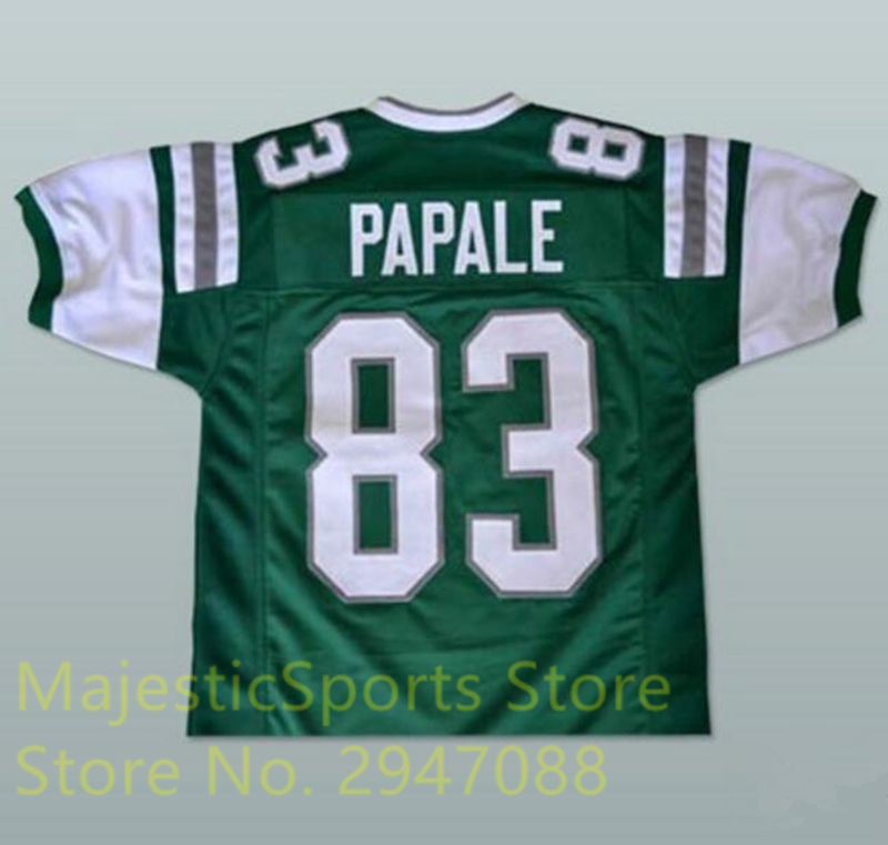 Vince Papale 83 Invincible Movie Football Jersey Mark Wahlberg New Stitch Sewn American Football Jersey S-3XL iii 29 iii women american football jersey