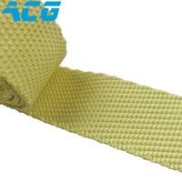 aramid fiber tape Heat Insulation High strength 1 13cm width Overlock para aramid belt kevlar