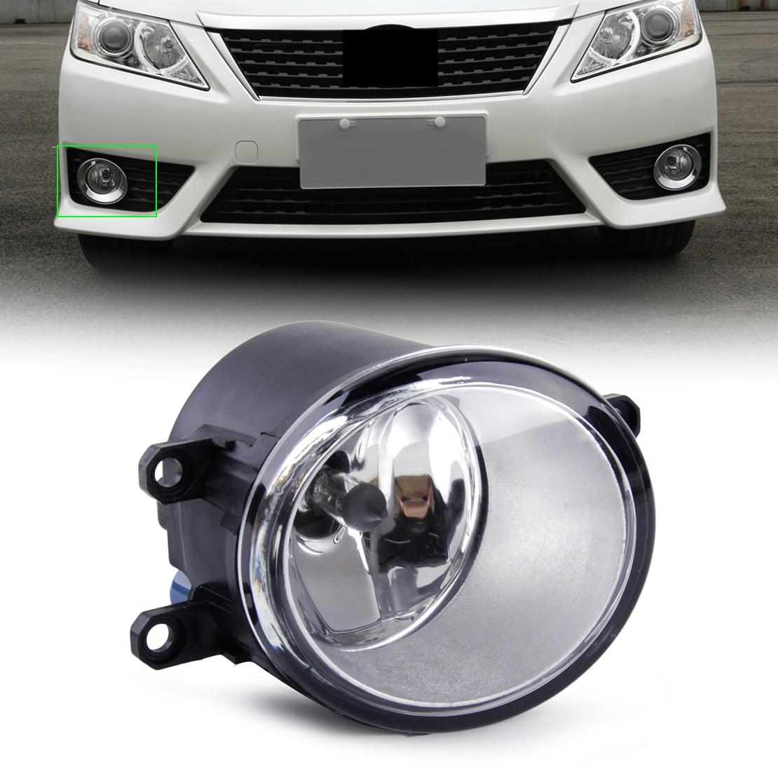 Beler Vorne Rechts Klar Nebel Licht Fahren Lampe 8121006070 Mit Glühbirne Fit Für Toyota Camry Corolla Matrix Yaris Lexus Lx570 Harmonische Farben