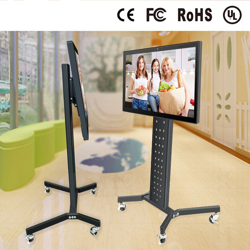 32 Inch Floor Standing Youch Screen Kiosk Android All In One Pc