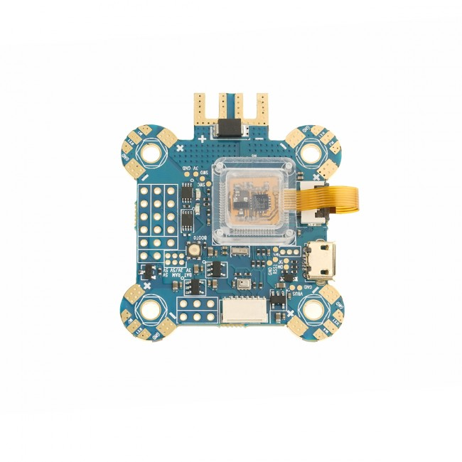 OMNIBUS F4 Pro Corner v1.1 Flight Controller Build in Current sensor & PDB & LC filter Suport 5V 1A BEC output For FPV Drone asics asics court shorts