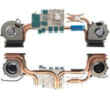 Nowy Oryginalny Wentylator Procesora Radiator Dla MSI GE62 PAAD06015SL Laptop Cooler Wentylator Grzejników