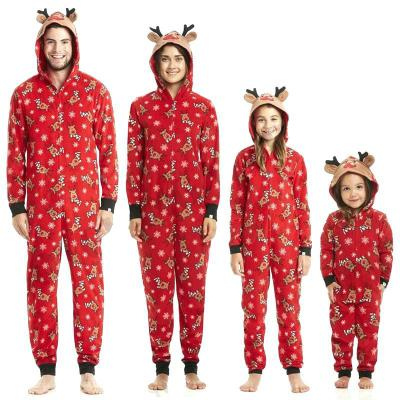 Household Matching Pajamas Set Father Son Evening Put on Romper Cotton Mom Daughter Garments Pyjamas Dropship Matching Household Outfits Matching Household Outfits, Low cost Matching Household Outfits, Household Matching...