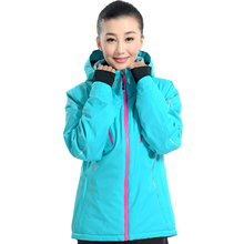 2016 Free shipping Women ski suits jackets snowboard clothing, snowboard ski jacket Waterproof Breathable Wind Resistant