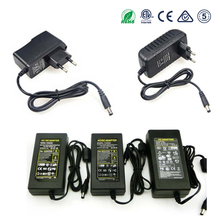 Power Adapter DC 5V 1A 2A 3A 5A 6A 8A 5 V DC Volt Power Adapter Supply Charge Switching AC 220V To 12V For Led Strip Light Lamp цена и фото