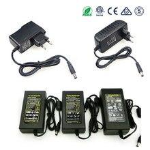 Adaptateur d'alimentation cc 5 V 1A 2A 3A 5A 6A 8A 5 V cc, alimentation, commutation de Charge AC 220V à 12V pour bande lumineuse Led