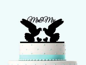 Top 10 largest love bird party theme list parartdiy birthday cake toppers wedding decorations junglespirit Gallery