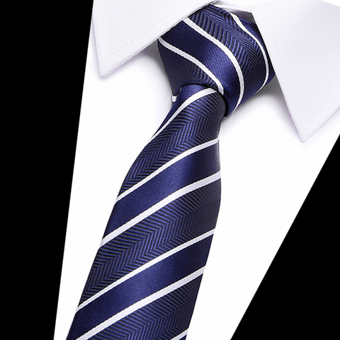 Classic 100% Silk Mens Ties New Design Neck Ties 8cm Plaid&Striped Ties for Men Formal Business Wedding Party Gravatas Islamabad